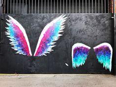 more angel wings #CityOfAngels #LA
