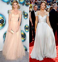 the serendipitist: Golden Globes Fashion