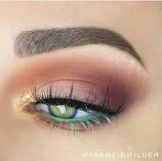 Prom makeup? Probably