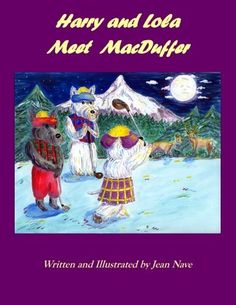 Harry and Lola Meet MacDuffer: (Harry and Lola adventures) (Volume 4) by Jean Nave, http://www.amazon.com/dp/1482078279/ref=cm_sw_r_pi_dp_VyRmrb1ZW9JHP