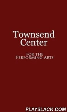 Townsend Center UWG  Android App - playslack.com , The Townsend Center UWG Fan App is the easiest way to follow Townsend Center UWG. Now you have access to Townsend Center UWG's events at anytime, anywhere.This is a free application.* What's NewShows the next event and the most recent music, podcasts, news and blogs.* EventsBrowse upcoming Townsend Center UWG events. Get complete performance information including venue, dates, repertoire, artists. Access and review the program notes before…