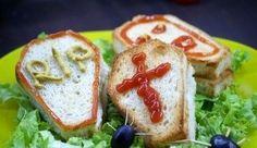 Estos sandwiches no te llevarán a la tumba pero te acercará a ella. UUUUUUUhhhhhh!