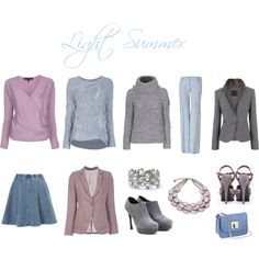 A fashion look from October 2012 featuring shirts & blouses, long sleeve shirts and knit sweater. Browse and shop related looks.