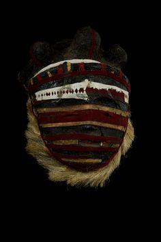 Chisaluke - Chokwe/Luvale Chisaluke mask, Zambia/Angola