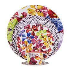 Flowers Tableware