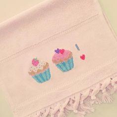 Mutfak Havluları(Cupcake'li,Çaydanlık-fincan ikiilisi,Aşçı Baykuşlu)