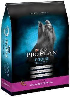 Pro Plan Adult Dog Toy Breed Food 5-5 lb.