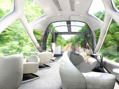 Japan's New Shiki-Shima Luxury Train Is Already Sold Out Until 2018 - Condé Nast Traveler