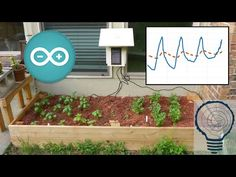 Arduino Garden Controller - Automatic Watering and Data Logging - YouTube
