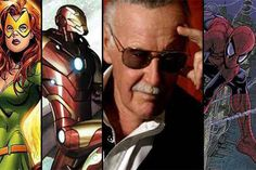 Stan Lee quer Vingadores, X-Men e Homem Aranha juntos em filme! - http://metropolitanafm.uol.com.br/novidades/entretenimento/stan-lee-quer-vingadores-x-men-e-homem-aranha-juntos-em-filme