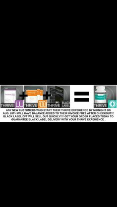 Black Label is here!' You don't want to miss this!! Levelme.le-vel.com Message me for a free account