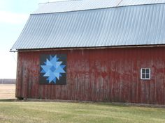 barn quilts   Barn Quilts of Iowa – Washington County   Battle of the Longwoods