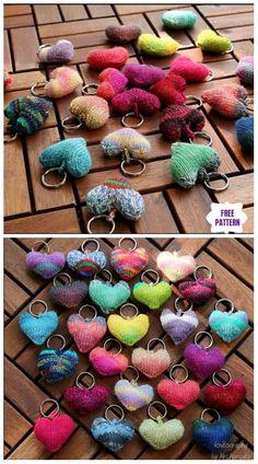 Knit Heart Softies Free Knitting Pattern - Knit hearts to be my Valentine Free K. Knit Heart Softies Free Knitting Pattern - Knit hearts to be my Valentine Free K. Record of Knitting Yarn spinning, we. Knitting Patterns Free, Knit Patterns, Free Knitting, Free Pattern, Stitch Patterns, Knitted Heart Pattern, Sock Knitting, Knitting Machine, Vintage Knitting