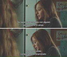. Sad Quotes, Movie Quotes, Words Quotes, Life Quotes, Sad Movies, Frases Tumblr, Depression Quotes, If I Stay, About Time Movie