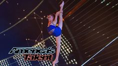 AcroArmy: Acrobatic Dance Group Flies High - America's Got Talent 2014 Finals.