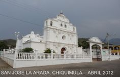San Jose La Arada, Chiquimula, Guatemala. Lived there for 2 years in Peace Corps. *heart*
