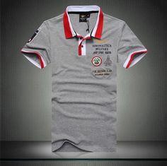Camisa Polo, Polo Rugby Shirt, Men's Polo, Polo T Shirt Design, Cheap Ralph Lauren Polo, Polo Fashion, Mens Fashion, Boys Summer Outfits, Mens Attire