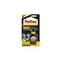 Adesivo flessibile universale Pattex 100% Colla 50 gr  EAN: 4015000420105
