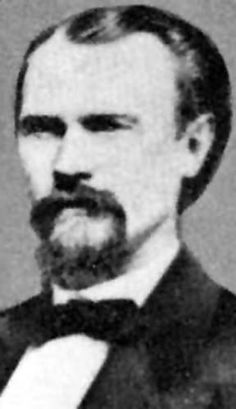 Lawrence Murphy, a Civil War Veteran, cattleman, and businessman, was one of the primary instigators in New Mexico's Lincoln County War. New Mexico History, Us History, American History, Billy Kid, Billy The Kids, William H Bonney, Old West Outlaws, Famous Outlaws, Old West Photos