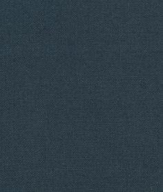 Robert Allen @ Home Stellar Solid Indigo Fabric