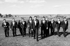 groomsmen | waterfront wedding | Melissa Hoko Photography