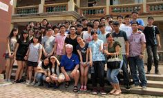 Tongxin Children's Home - Keuka College BUS 101 Class | Paul McAfee's Personal Blog