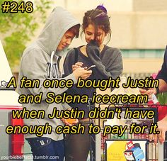 Jelena.    That girl is so sweet