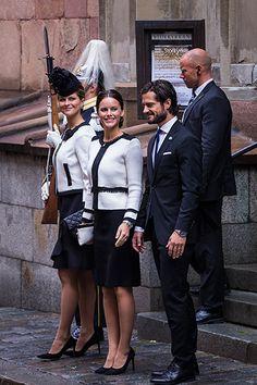 Princess-Madeleine to return to royal duties