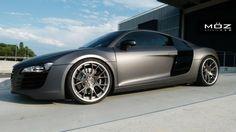 Audi R8 - (batmobile) :-)