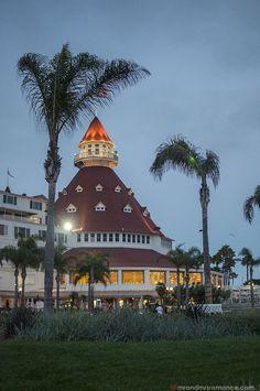 Mr and Mrs Romance - Coronado Hotel San Diego