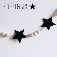 Silver stars, white/wood beads for Christmas Tree decoration Noel Christmas, Christmas Wreaths, Christmas Crafts, Christmas Decorations, Xmas, Christmas Ornaments, Diy And Crafts, Crafts For Kids, Pottery Workshop