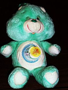 Electronics, Cars, Fashion, Collectibles, Coupons and Care Bears Plush, The Collector, Bedtime, Vintage Toys, Flaws, Auction, Corner, Stains, Smoke Free