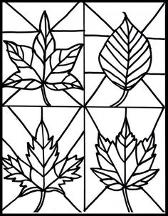 Make it easy crafts: Kid's Craft- stained glass leaves free printable crafts for kids for teens to make ideas crafts crafts Kids Crafts, Fall Crafts For Kids, Easy Crafts, Art For Kids, Arts And Crafts, Kids Diy, Decor Crafts, Art Project For Kids, Autumn Art Ideas For Kids