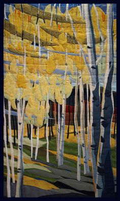 Quaking Aspen by Lisa and Lori Lubbesmeyer