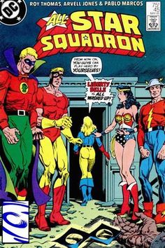All-Star Squadron Vol 1 45 - DC Comics Database