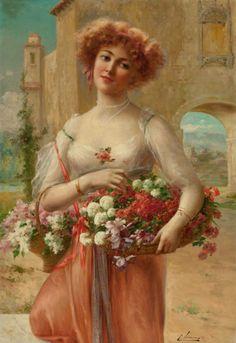 Gathered flowers