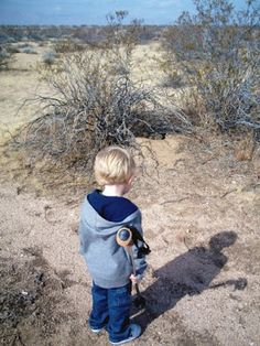 Activity for hiking kids: First-time Journal