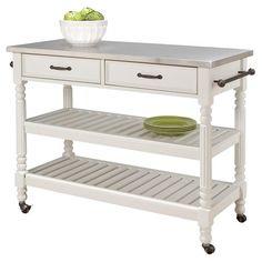 Savannah Kitchen Cart.