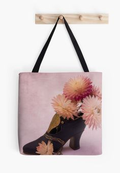 "Just One Shoe! By Sandra Foster. This would make a great ""shoe bag""."