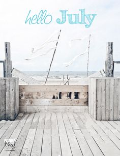 © Paulina Arcklin | Hello July