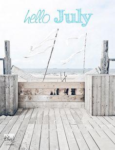 © Paulina Arcklin | Hello July