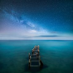 Tranquil Night — Photography Mikko Lagerstedt