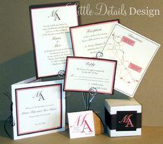 Paper Romance invitations, Sarnia, ON   Vancouver Wedding ...