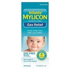 Mylicon Baby Colic Treatment Dye Free Clear 1 oz. : Target