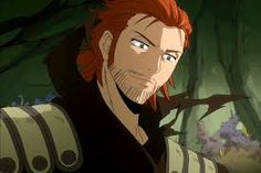 Gildarts Clive-  a 45-year-old S-Class wizard regarded as the most powerful member of Fairy Tail, and the father of Cana Alberona. ♥