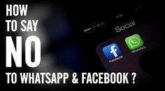 How To Stop WhatsApp From Giving Your Phone Number To Facebook?  #news