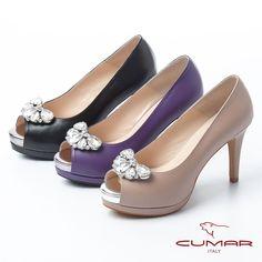 2980-璀璨蝶舞 蝶形水鑽魚口高跟鞋-黑色 - Yahoo!奇摩購物中心 Yahoo, Peeps, Peep Toe, Shoes, Fashion, Moda, Zapatos, Shoes Outlet, Fashion Styles
