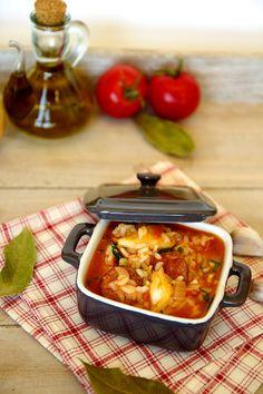 Arroz de bacalhau com chouriço e a Sabor do Ano from http://www.cincoquartosdelaranja.com/