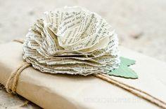 Gift Bow/Paper Flower
