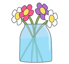 Free High Quality Flower Clip Art for All Your Projects: MyCuteGraphics' Free Flower Clip Art